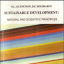 Sustainable development: natural and scientific principles